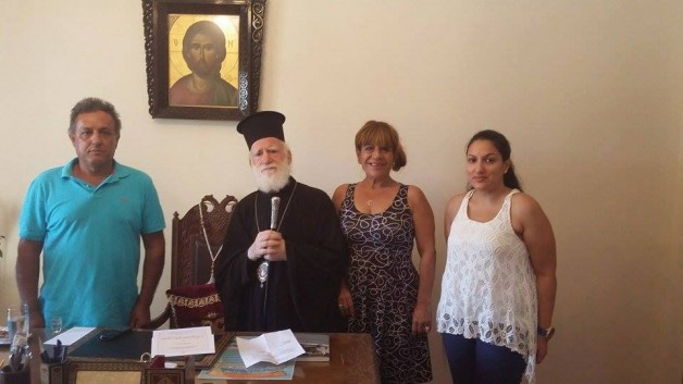 Και η Αρχιεπισκοπή Κρήτης στο 17ο Συνέδριο Εθνικής Αυτογνωσίας της Π.Ο.Π.Σ.